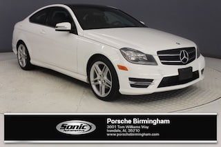 Used 2014 Mercedes-Benz C-Class C 250 2dr Cpe  RWD for sale in Irondale, AL