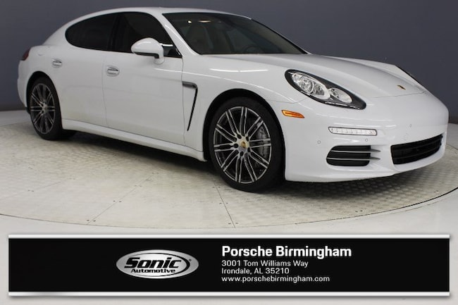 Used 2016 Porsche Panamera 4 dr HB Sedan for sale in Irondale, AL