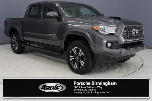 Used 2016 Toyota Tacoma TRD Sport 2WD Double Cab V6 AT  Natl for sale in Irondale, AL
