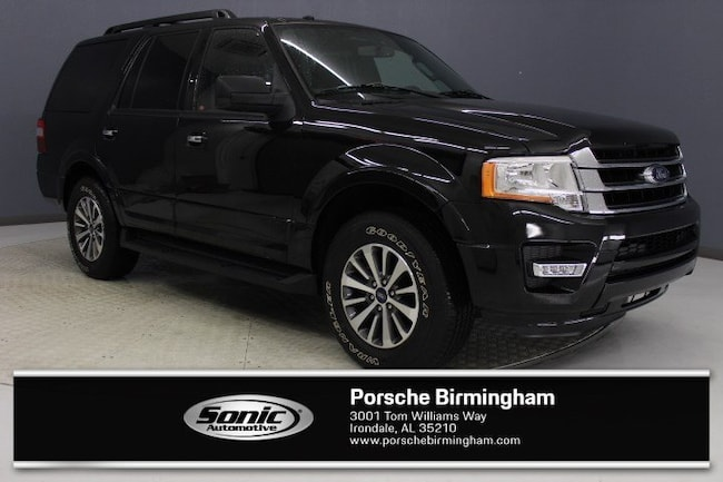 Used 2017 Ford Expedition XLT  4x2 for sale in Irondale, AL