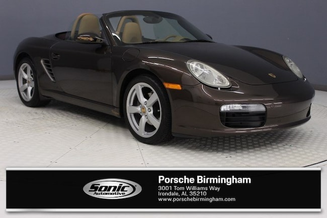 Used 2008 Porsche Boxster 2dr Roadster for sale in Irondale, AL