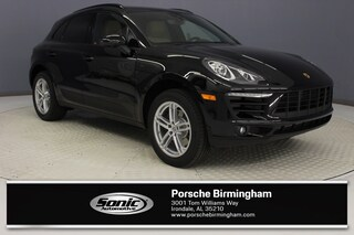 New 2018 Porsche Macan AWD SUV for sale in Irondale