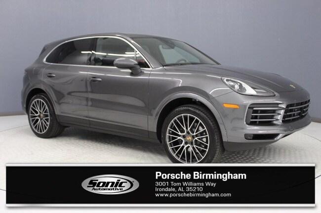 New 2019 Porsche Cayenne SUV for sale in Irondale, AL