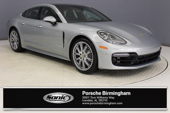 New 2018 Porsche Panamera 4S Sedan for sale in Irondale, AL