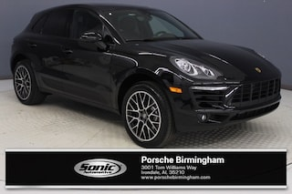 New 2018 Porsche Macan SUV for sale in Irondale