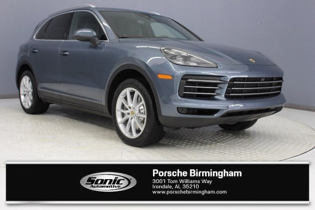New 2019 Porsche Cayenne S SUV for sale in Irondale, AL