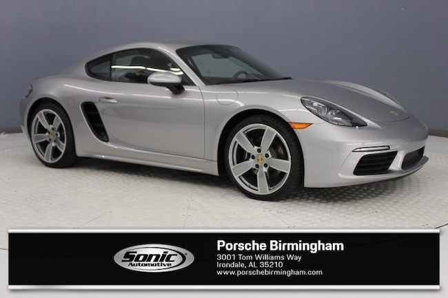 New 2019 Porsche 718 Cayman Coupe for sale in Irondale, AL