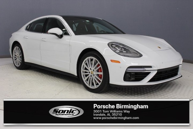 Certified Pre-Owned 2017 Porsche Panamera Turbo  AWD SD for sale in Irondale, AL