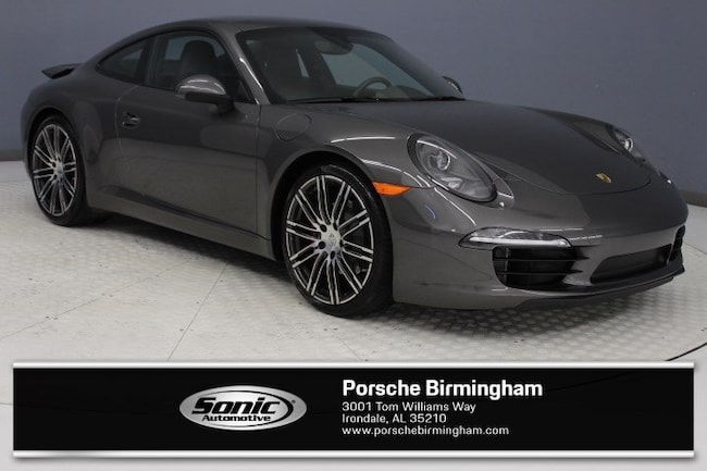 Certified Pre-Owned 2016 Porsche 911 Carrera S 2dr Cpe Coupe for sale in Irondale, AL