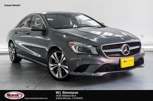 2016 Mercedes-Benz CLA 250 CLA 250 4dr Sdn  FWD Coupe