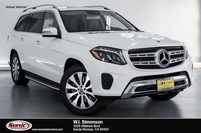 New 2019 Mercedes-Benz GLS 450 4MATIC SUV for sale in Santa Monica, CA