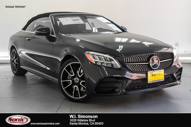 New 2019 Mercedes-Benz C-Class C 300 Cabriolet for sale in Santa Monica, CA