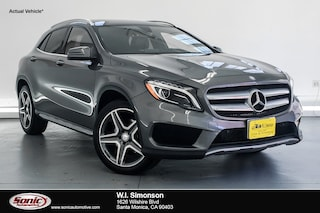 Certified Pre-Owned 2016 Mercedes-Benz GLA 250 GLA 250 FWD 4dr SUV for sale in Santa Monica, CA