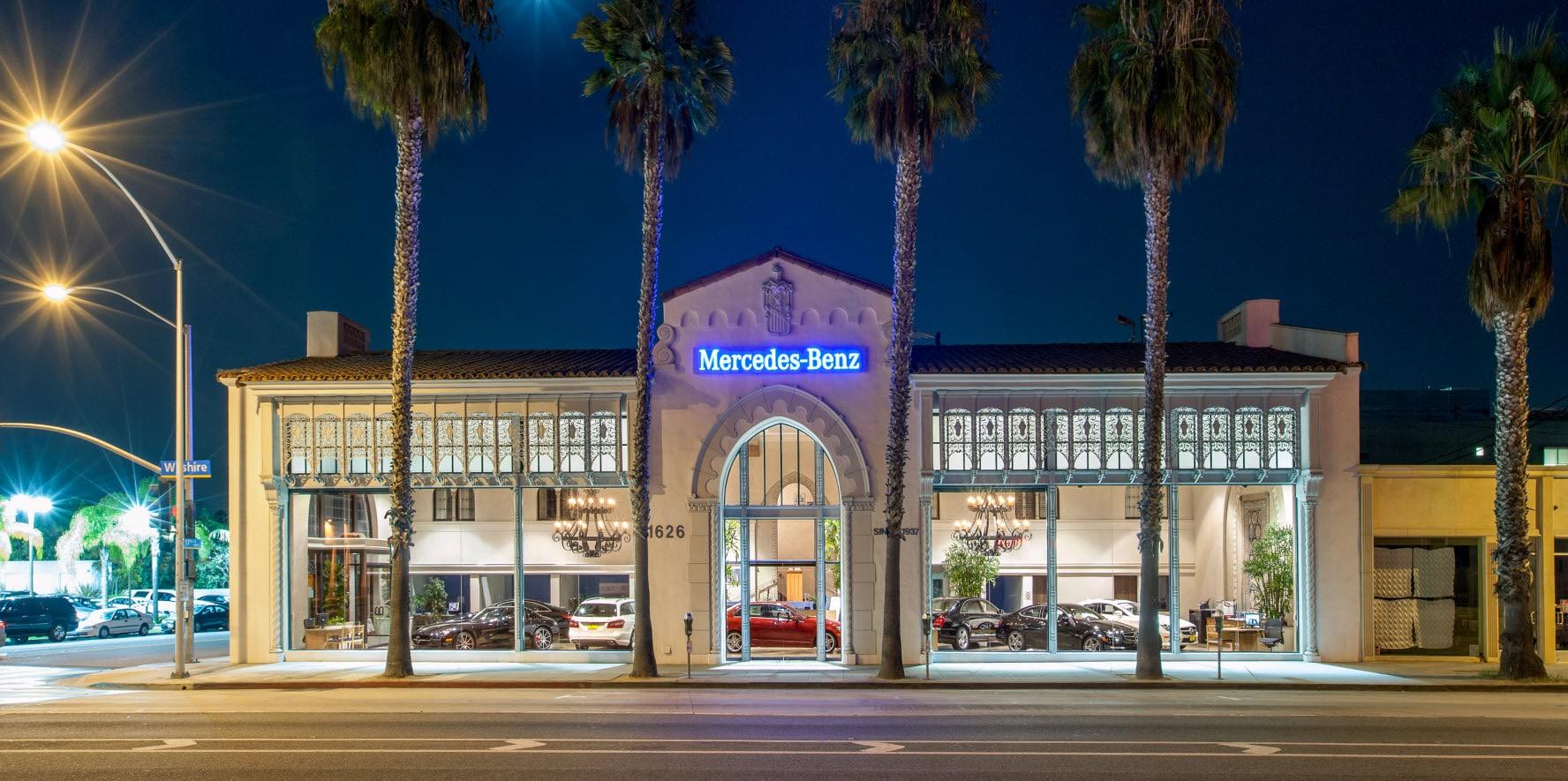 Mercedes Benz Santa Monica >> Mercedes Benz Auto Repair Service In Santa Monica