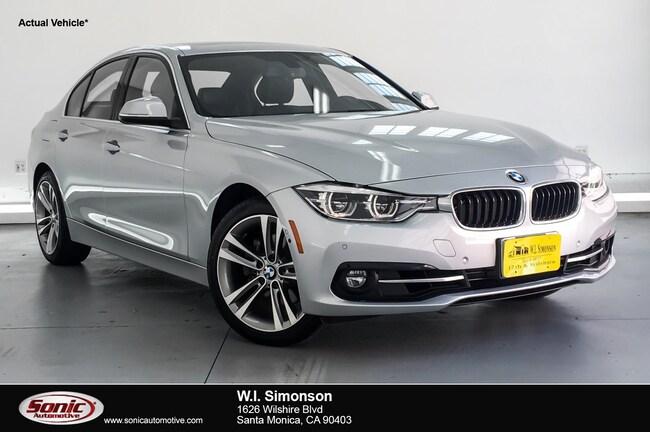 Used 2018 BMW 330i 330i  Sedan Sedan for sale in Santa Monica, CA