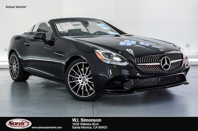 New 2019 Mercedes-Benz SLC 300 Roadster for sale in Santa Monica, CA