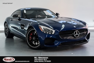 Certified Pre-Owned 2016 Mercedes-Benz AMG GT S S 2dr Cpe Coupe for sale in Santa Monica, CA