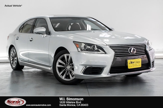 Used 2013 LEXUS LS 460 4dr Sdn RWD Sedan for sale in Santa Monica, CA
