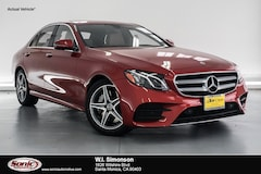 New 2019 Mercedes-Benz E-Class E 300 Sedan for sale in Santa Monica