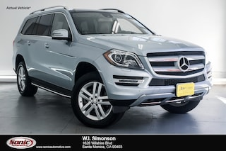 Certified Pre-Owned 2015 Mercedes-Benz GL-Class GL 450 4matic 4dr SUV for sale in Santa Monica, CA