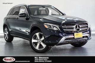 New 2019 Mercedes-Benz GLC 300 4MATIC SUV for sale in Santa Monica, CA