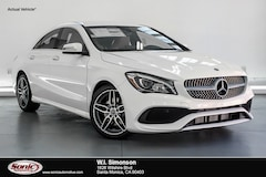 New 2019 Mercedes-Benz CLA 250 Coupe for sale in Santa Monica