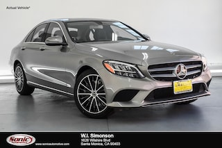 New 2019 Mercedes-Benz C-Class C 300 Sedan for sale in Santa Monica, CA