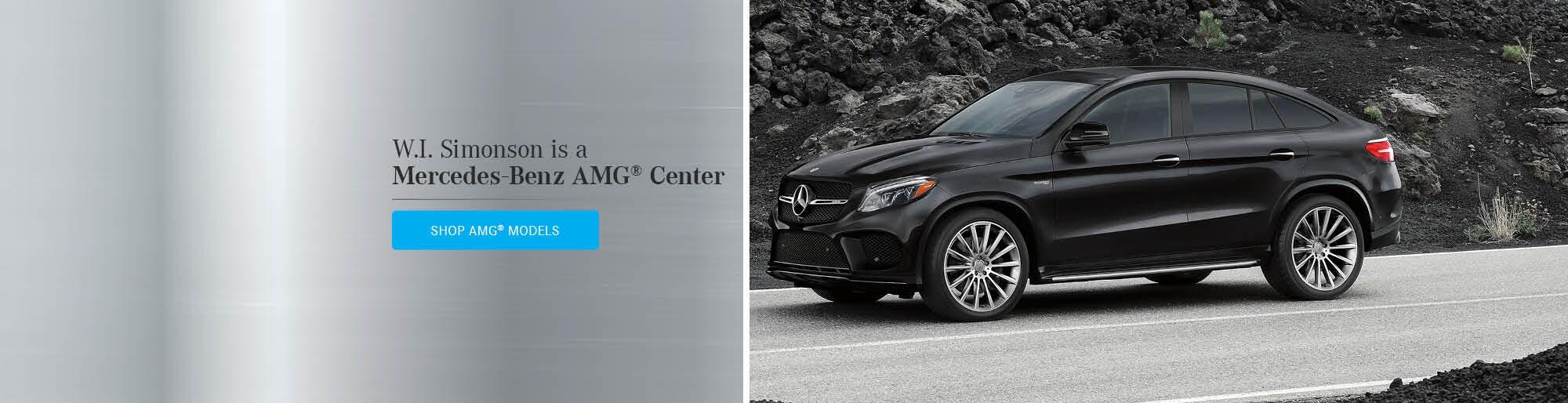 W.I. Simonson | Mercedes-Benz Dealership in Santa Monica
