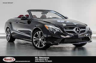 New 2017 Mercedes-Benz E-Class E 400 Cabriolet for sale in Santa Monica, CA
