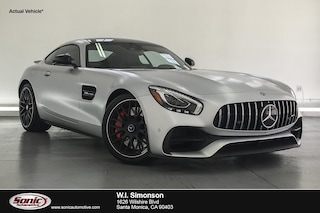 New 2018 Mercedes-Benz AMG GT S Coupe for sale in Santa Monica, CA