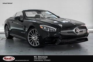 New 2019 Mercedes-Benz SL 550 Roadster for sale in Santa Monica, CA