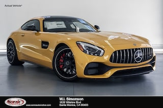 New 2018 Mercedes-Benz AMG GT C Coupe for sale in Santa Monica, CA