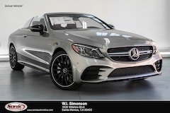 New 2019 Mercedes-Benz AMG C 43 4MATIC Cabriolet for sale in Santa Monica