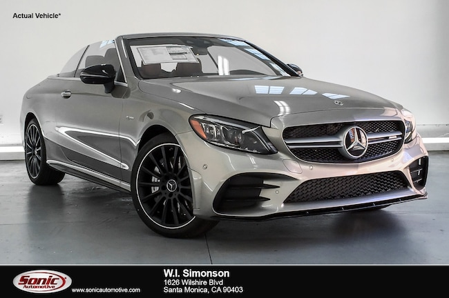 New 2019 Mercedes-Benz AMG C 43 4MATIC Cabriolet for sale in Santa Monica, CA