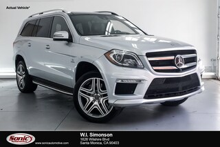 Used 2016 Mercedes-Benz AMG GL AMG GL 63 4matic 4dr SUV for sale in Santa Monica