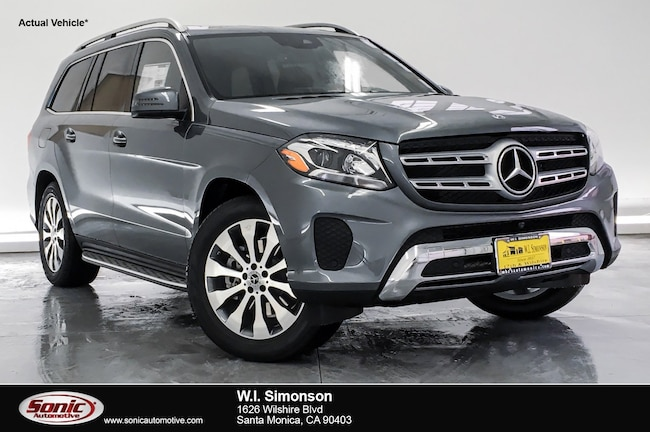 New 2019 Mercedes-Benz GLS 450 4MATIC SUV for sale in Santa Monica, CA