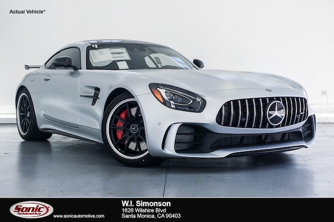 New 2018 Mercedes-Benz AMG GT R Coupe for sale in Santa Monica, CA
