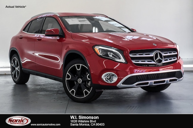 New 2019 Mercedes-Benz GLA 250 SUV for sale in Santa Monica, CA