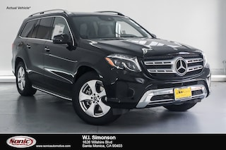 New 2018 Mercedes-Benz GLS 450 4MATIC SUV for sale in Santa Monica, CA