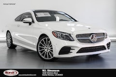 New 2019 Mercedes-Benz C-Class C 300 Coupe for sale in Santa Monica