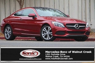 New 2017 Mercedes-Benz C-Class C 300 4MATIC Coupe for sale in Santa Monica, CA