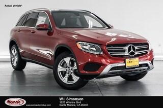 New 2018 Mercedes-Benz GLC 300 SUV for sale in Santa Monica, CA