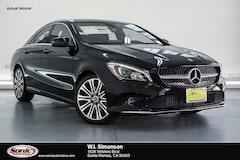 New 2019 Mercedes-Benz CLA 250 4MATIC Coupe for sale in Santa Monica