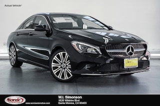 New 2019 Mercedes-Benz CLA 250 4MATIC Coupe for sale in Santa Monica, CA