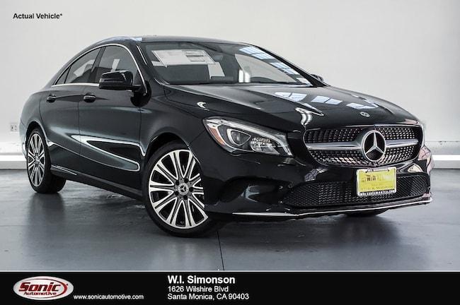 New 2019 Mercedes-Benz CLA 250 4MATIC Coupe for sale in Santa Monica, CA