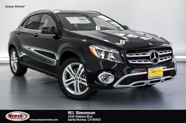 New 2019 Mercedes-Benz GLA 250 4MATIC SUV for sale in Santa Monica, CA