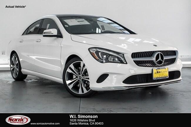 New 2019 Mercedes-Benz CLA 250 Coupe for sale in Santa Monica, CA