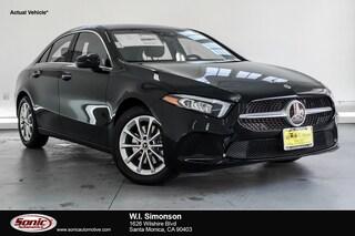 New 2019 Mercedes-Benz A-Class A 220 Sedan for sale in Santa Monica, CA