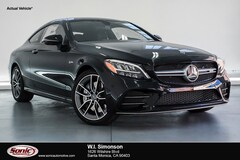 New 2019 Mercedes-Benz AMG C 43 4MATIC Coupe for sale in Santa Monica