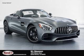 New 2018 Mercedes-Benz AMG GT Roadster for sale in Santa Monica, CA